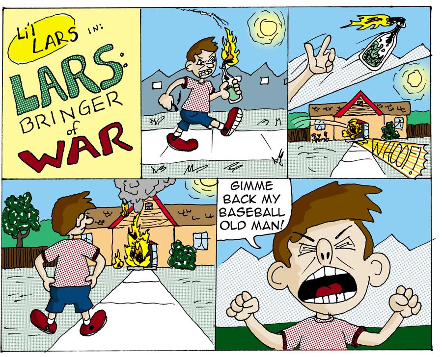 Lars: Bringer of War