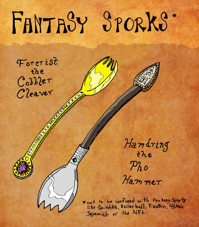 Fantasy Sporks