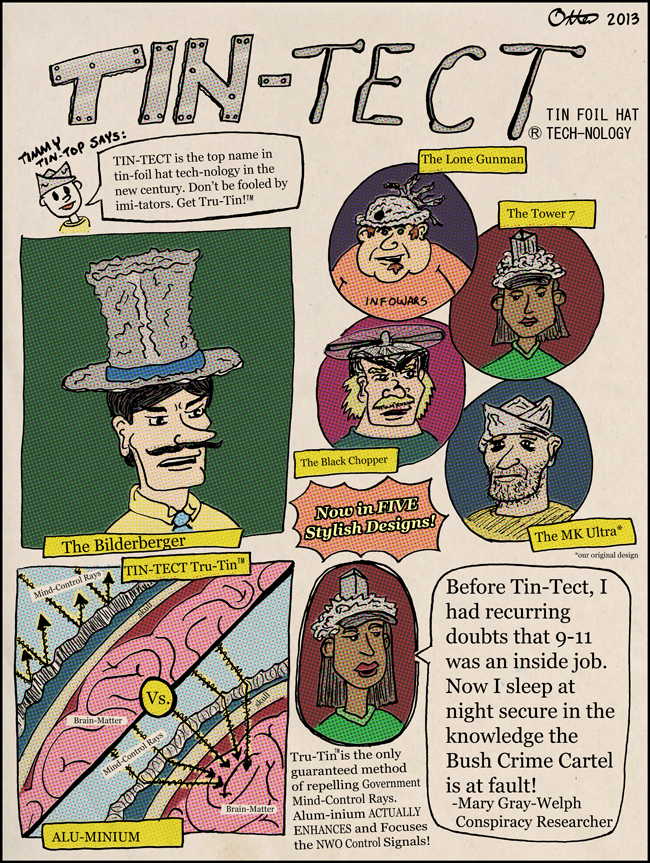 The Tin Commandments