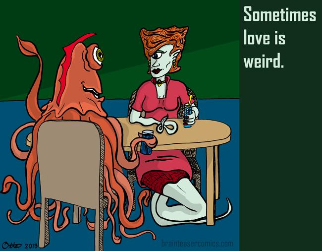 An Unshellfish Lover