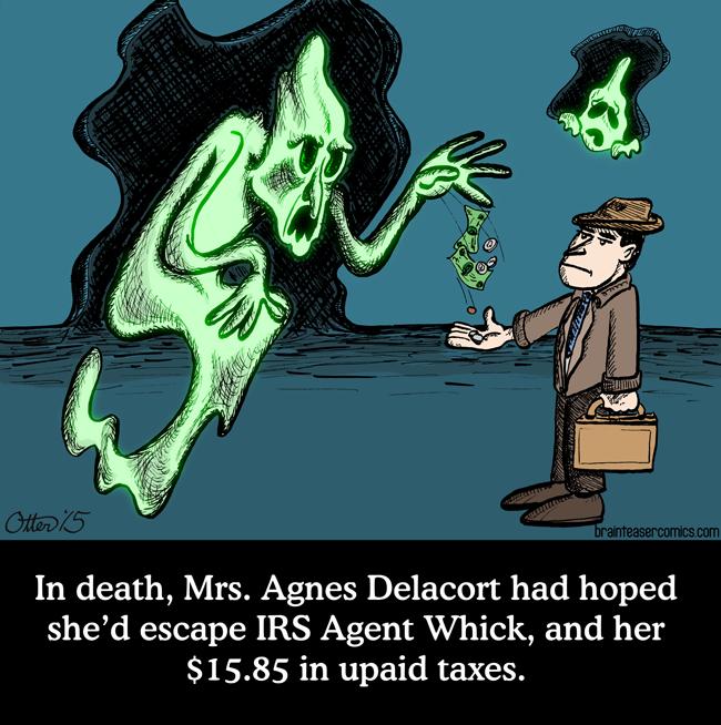 Specter of Debt